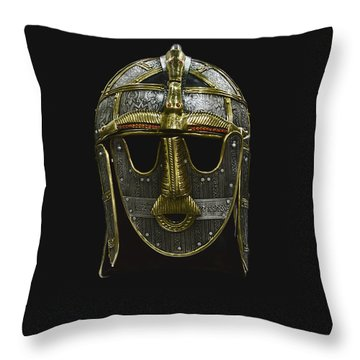 Protection Throw Pillow by Margie Hurwich