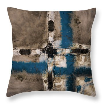 Prowess One Throw Pillow