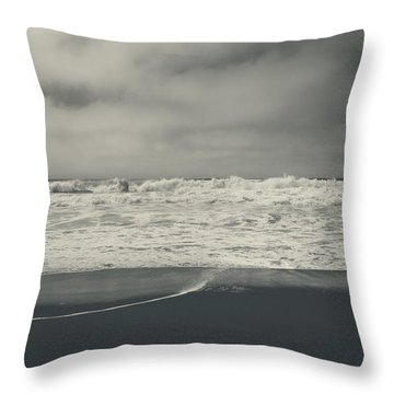 Pulling Me In Throw Pillow by Laurie Search