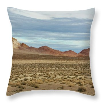 Pure Simplicity Throw Pillow