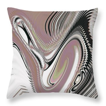 Purgatorio 5 Throw Pillow