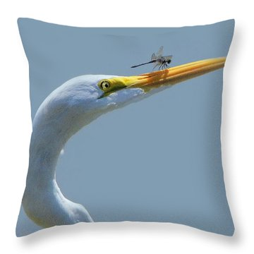 Pushing The Limits Throw Pillow