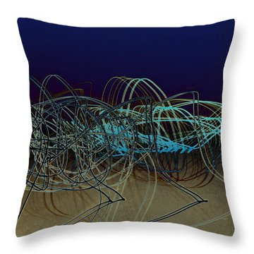 Pwl 008 Throw Pillow