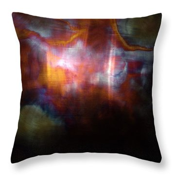 Pyro Genesis Throw Pillow