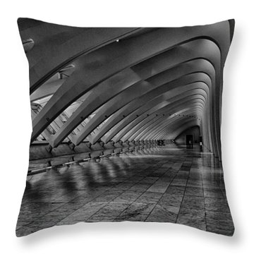 Quadracci Interior Throw Pillow