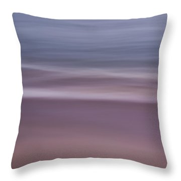 Quansoo East Throw Pillow by Carol Leigh