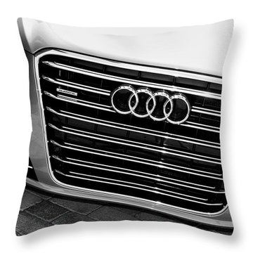 Quattro Palm Springs Throw Pillow
