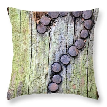 Questions  Throw Pillow by Maria Urso