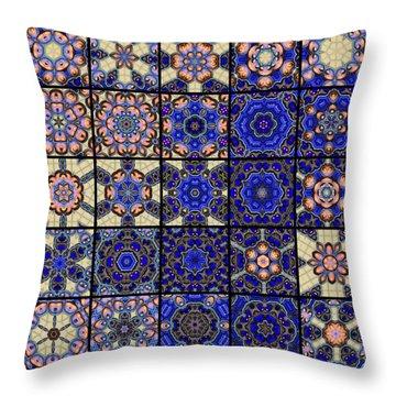 Quilt 1  Throw Pillow