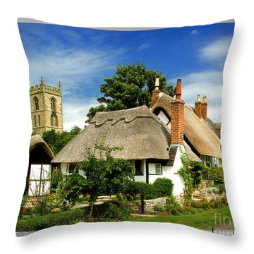 Quintessential Home Throw Pillow