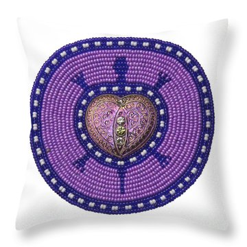 Valentine's Day 2012 Throw Pillow