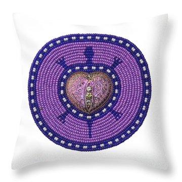Valentine's Day 2012 Throw Pillow