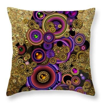 Radielle Throw Pillow