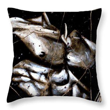 Rafael - Study No. 1 Throw Pillow