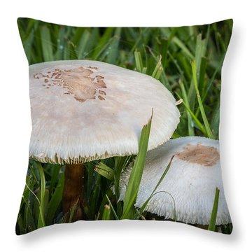 Rain's Child 1 Throw Pillow
