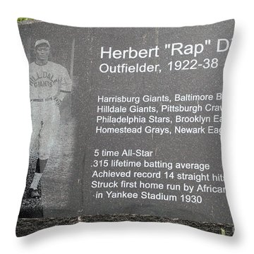 Rap Dixon Throw Pillow by Paul W Faust -  Impressions of Light