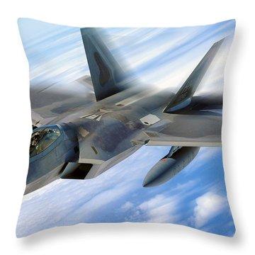 Stealth Throw Pillows