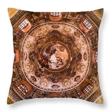 Ravenna Throw Pillow by JR Photography