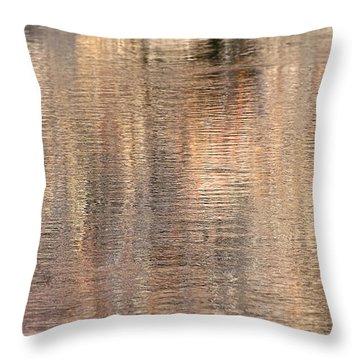 Raw Vibration Throw Pillow
