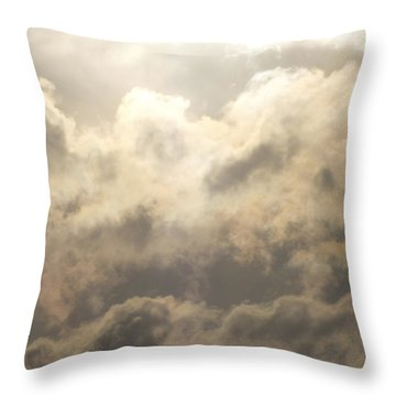 Reach For The Sky 19 Throw Pillow