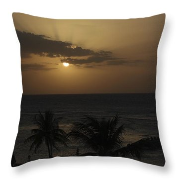 Throw Pillow featuring the photograph Reaching For Heaven by Melanie Lankford Photography