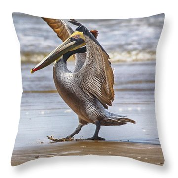 Ready Now Throw Pillow