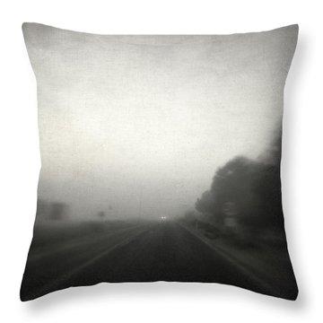Real Throw Pillow by Taylan Apukovska