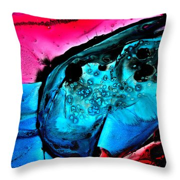 Reconnection Throw Pillow