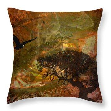 Recurring Dream Throw Pillow