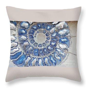 Recurring Dreams Throw Pillow by Joe Jake Pratt