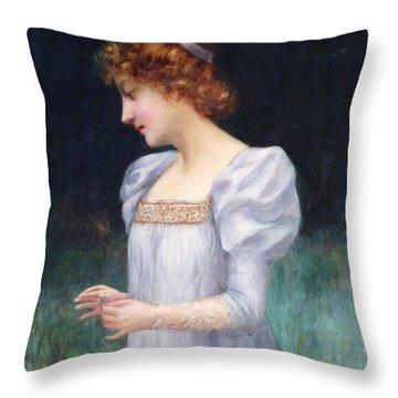 Victorian Era Throw Pillows