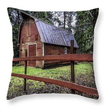Jean_okeeffe Throw Pillows