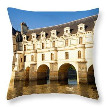 Chenonceau Throw Pillows