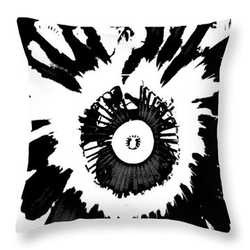 Throw Pillow featuring the photograph Regalia 3 by Clarice  Lakota