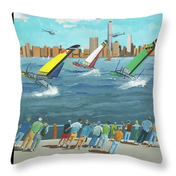 Hudson Throw Pillows