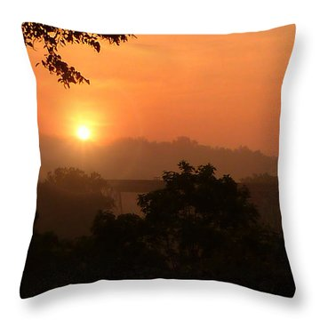 Rejoice - How To Live Your Life Throw Pillow