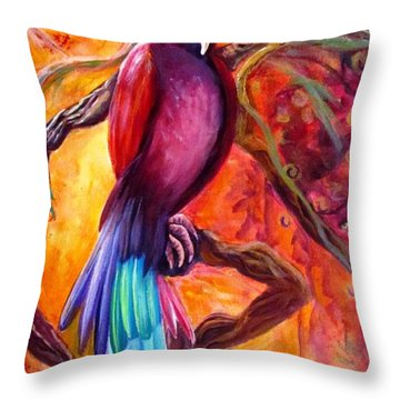 Release Panel 1 Throw Pillow