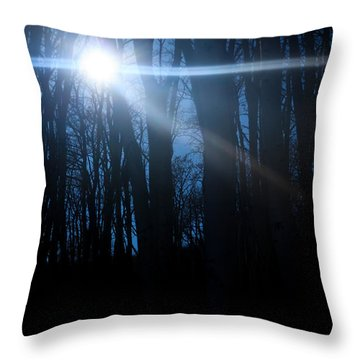 Throw Pillow featuring the photograph Remember Hope by Peta Thames