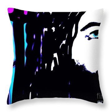 Remember Me Throw Pillow by Everette McMahan jr