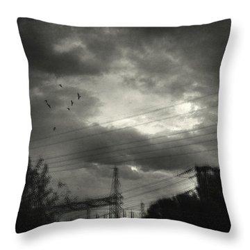 Remember Throw Pillow by Taylan Apukovska
