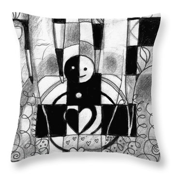 Remember To Love And Nurture Throw Pillow