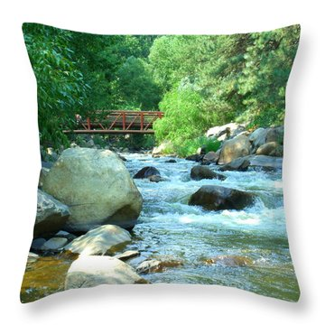 Remembering Throw Pillow