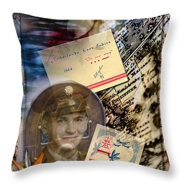 Remembering Joe Throw Pillow