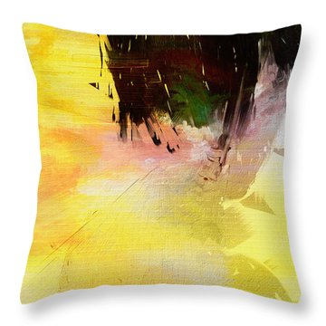 Remembering Summer Throw Pillow by Bob Orsillo