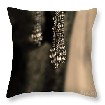 Remembering You Throw Pillow by Connie Fox