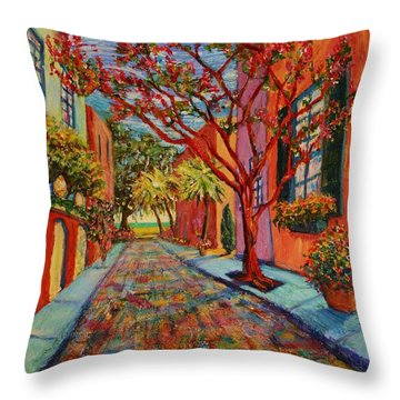Remnant Of Ancestors Throw Pillow