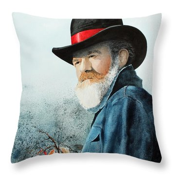 Renfro Throw Pillow