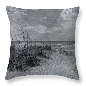 Resilient Presence Throw Pillow