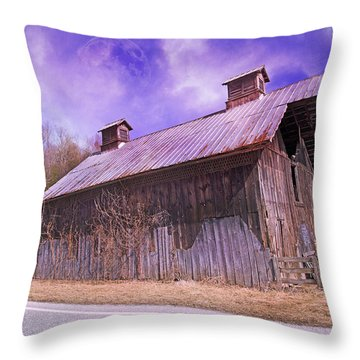 Respect Your Elders Throw Pillow by Betsy Knapp