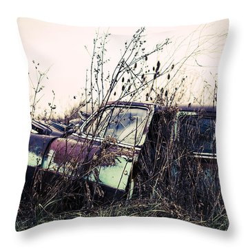 Return To The Earth  Throw Pillow by Off The Beaten Path Photography - Andrew Alexander
